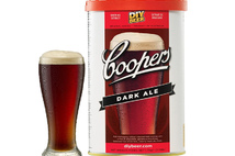 COOPERS Dark Ale 1,7 кг.